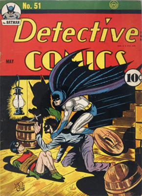 Detective Comics 51. Click for current values.