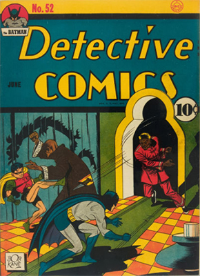Detective Comics #52. Check for live prices.