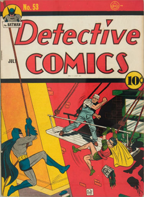Detective Comics 53. Click for current values.