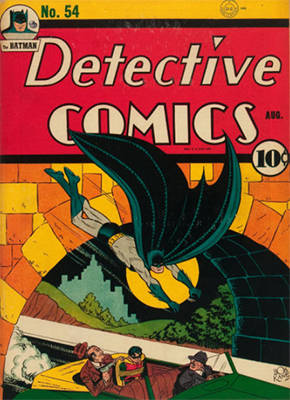 Detective Comics 54. Click for current values.
