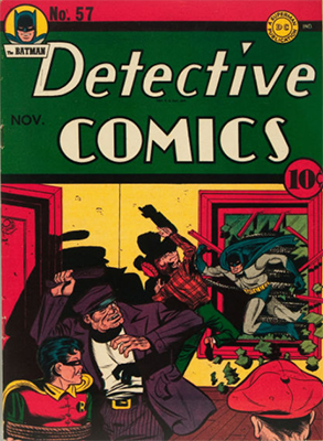 Detective Comics 57. Click for current values.
