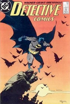 Origin and First Appearance, Ventriloquist, Detective Comics #583, DC Comics, 1988. Click for value