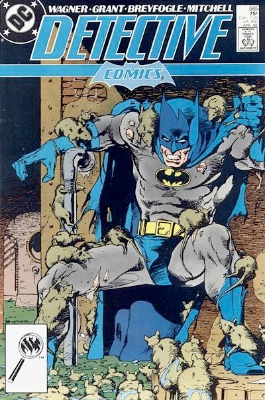 Origin and First Appearance, Ratcatcher, Detective Comics #585, DC Comics, 1988. Click for value