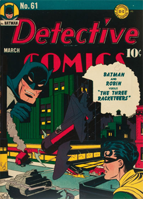 Detective Comics 61. Click for current values.
