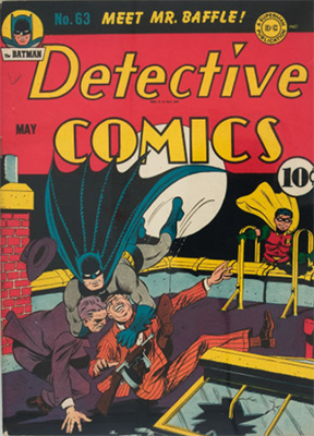 Detective Comics 63. Click for current values.