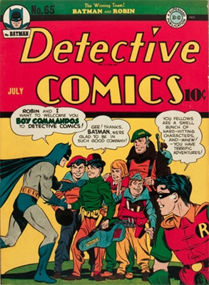 Detective Comics 65. Click for current values.
