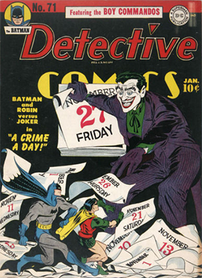 Detective Comics 71. Click for current values.