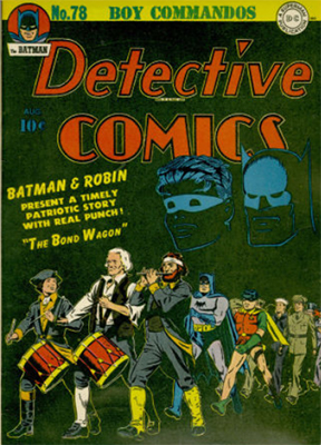 Detective Comics 78. Click for current values.