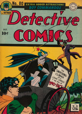 Detective Comics 80. Click for current values.