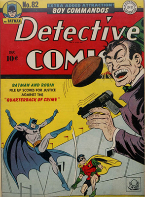 Detective Comics 82. Click for current values.