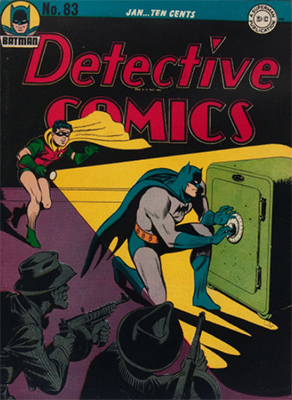 Detective Comics 83. Click for current values.