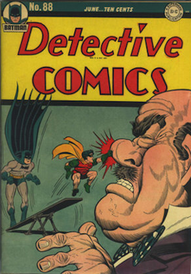 Detective Comics 88. Click for current values.