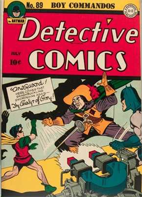 Detective Comics 89. Click for current values.