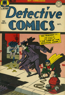 Detective Comics 91. Click for current values.