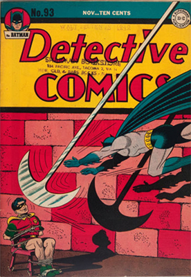 Detective Comics 93. Click for current values.