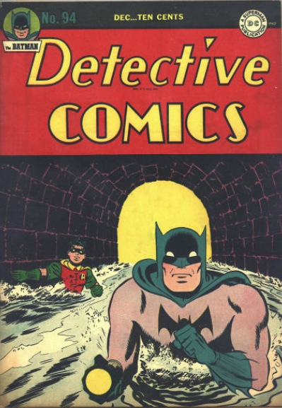 Detective Comics 94. Click for current values.