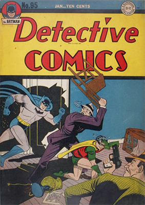 Detective Comics 95. Click for current values.