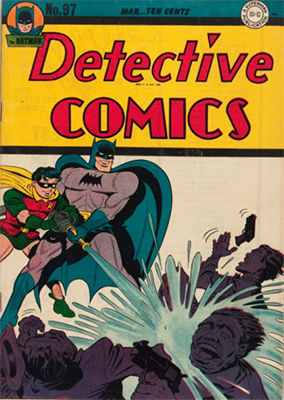 Detective Comics 97. Click for current values.