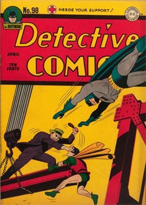 Detective Comics 98. Click for current values.