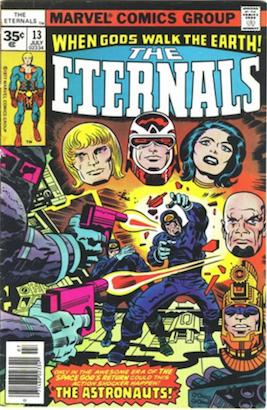 Eternals #13 35 Cent Marvel Price Variant