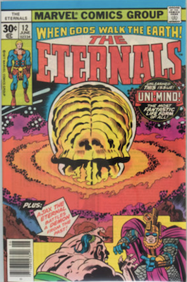 The Eternals #12. Click for values