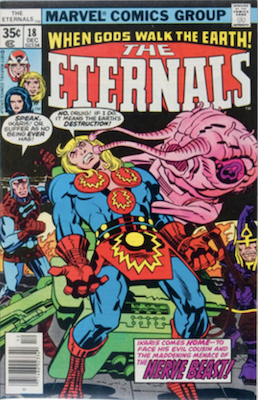 The Eternals #18. Click for values
