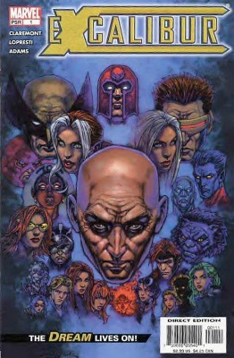 Origin and First Appearance, Freakshow, Excalibur vol. 3, #1, Marvel Comics, 2004. Click for value