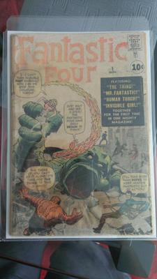 Fantastic Four #1 Value?