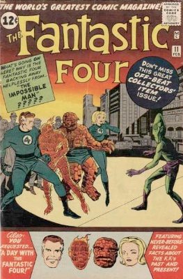 Fantastic Four Comic Books Price Guide