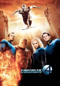 Fantastic Four: Rise of the Silver Surfer (2007) was better than the 2005 original