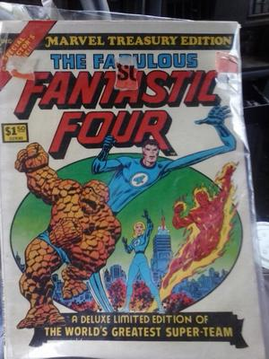 Fantastic Four Treasury Edition Value
