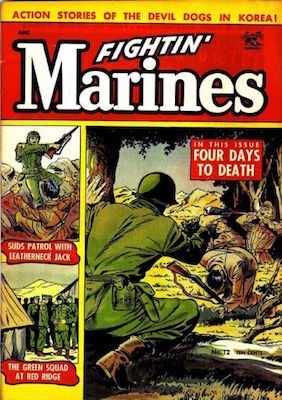 Fightin' Marines #12. Click for values