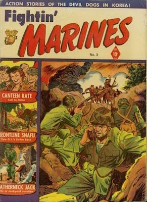 Fightin' Marines #3. Click for values