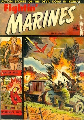Fightin' Marines #9. Click for values