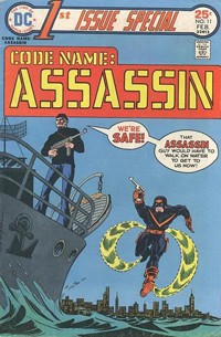 First Issue Special #11: Code Name: Assassin