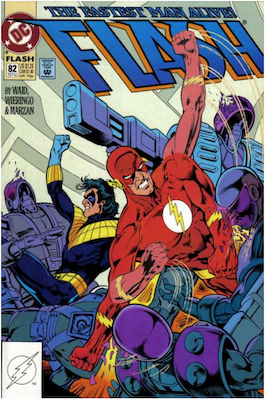 Flash #82 (1987). Click for values.