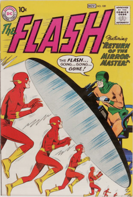 Flash #109. Click for values