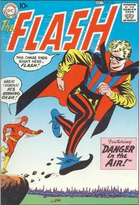 Flash #113: Origin and first appearance of The Trickster. Click for values