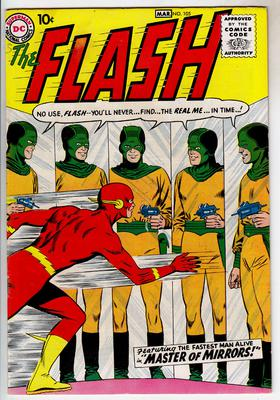 Flash Comics #105 VF Value?