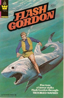 Flash Gordon #30. Click for current values.