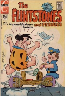The Flintstones and Pebbles #22. Click for values.