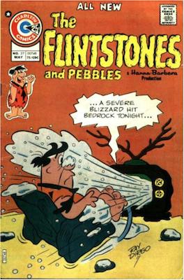 The Flintstones and Pebbles #37. Click for values.