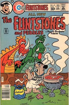 The Flintstones and Pebbles #49. Click for values.