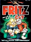 X-rated Fritz the Cat movie from 1972 by Bakshi