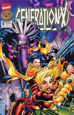 Origin and First Appearance, Murmur, Generation X #11, Marvel Comics, 1992 / Alpha Flight (vol. 2) #1, Marvel Comics, 1997. Click for value