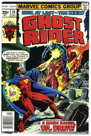 Ghost Rider #26 35 Cent Variant Edition