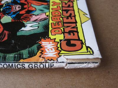 Giant Size X-Men #1 VG Value?