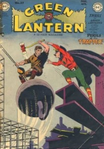 Golden Age Green Lantern Comic Book Values