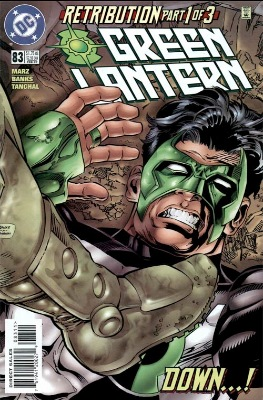 Origin and First Appearance, Fatality, Green Lantern (vol. 3) #83, DC Comics, 1997. Click for value