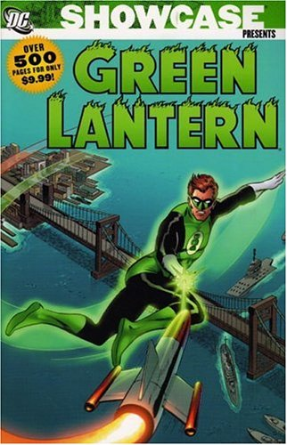You can buy a reprint of the Silver Age Green Lantern comics in one book. Click to order from Amazon